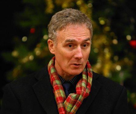 Community services director William Gilfillan.