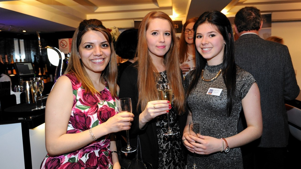 Mahssa Pahlavan, Margaret Walker and Megan Naysmith