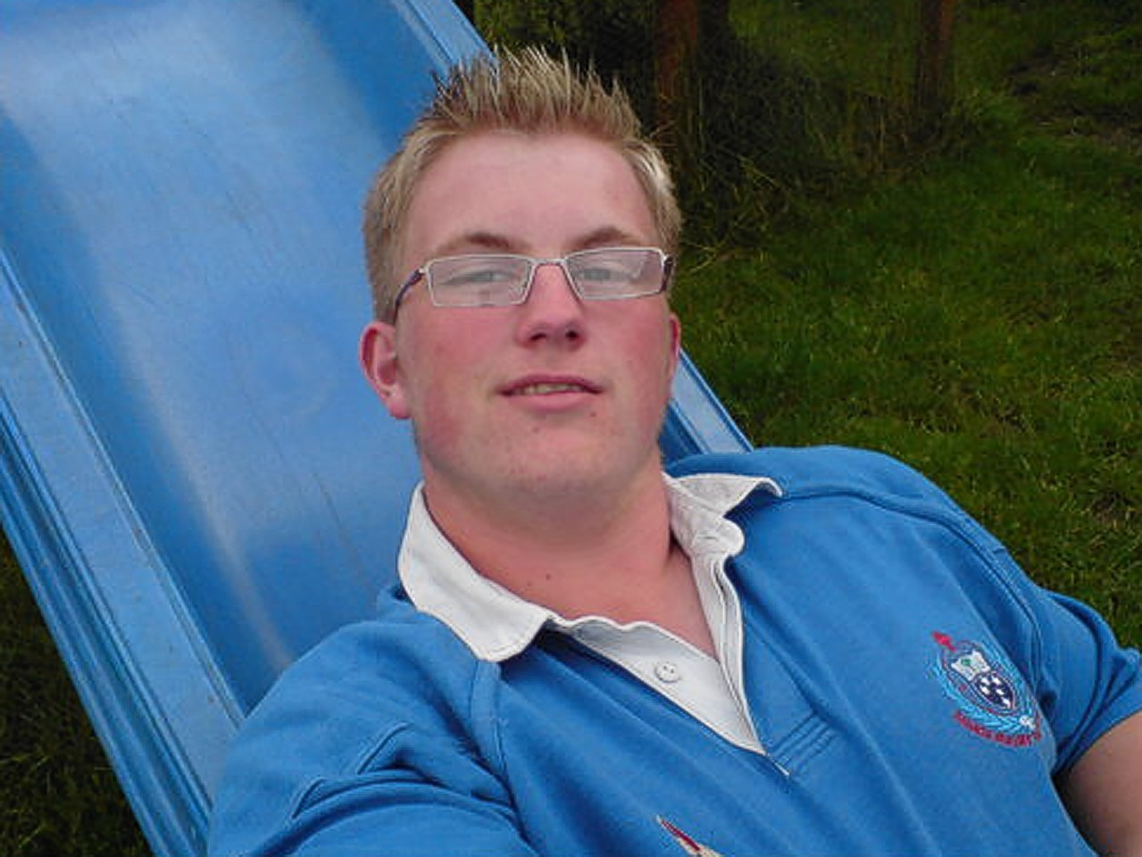 Zak Ferguson, who died aged 18 after his bike collided with a digger near Inverurie