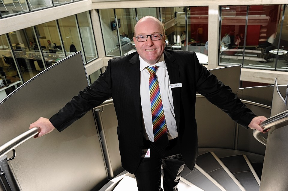 Bob Keiller of Wood Group