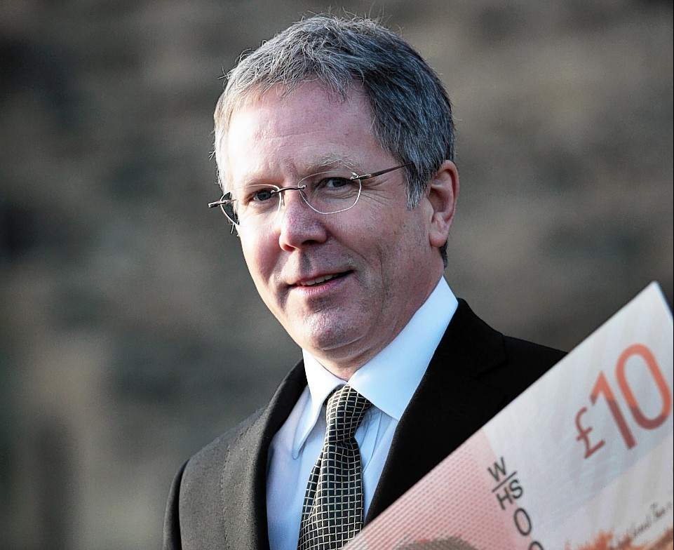 Clydesdale Bank CEO David Thorburn