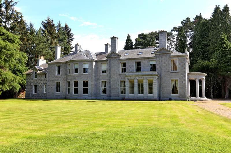 Inchgarth House