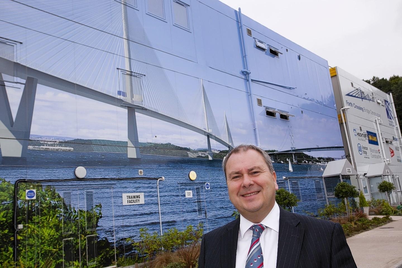 Ken Gillespie of Morrison Construction