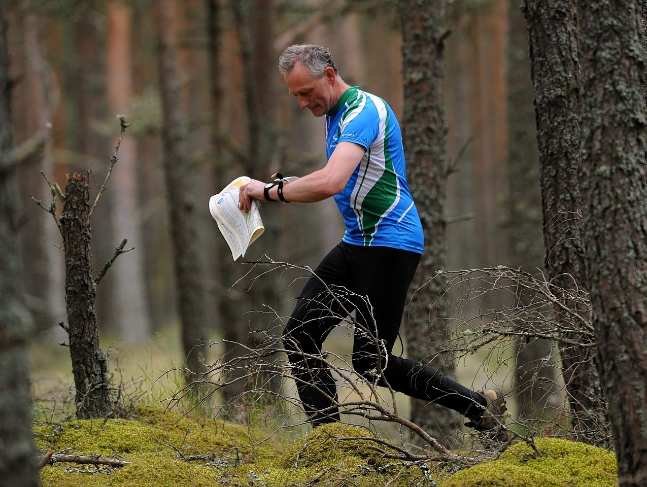 The World Orienteering Championships helped generate more than £9million economically