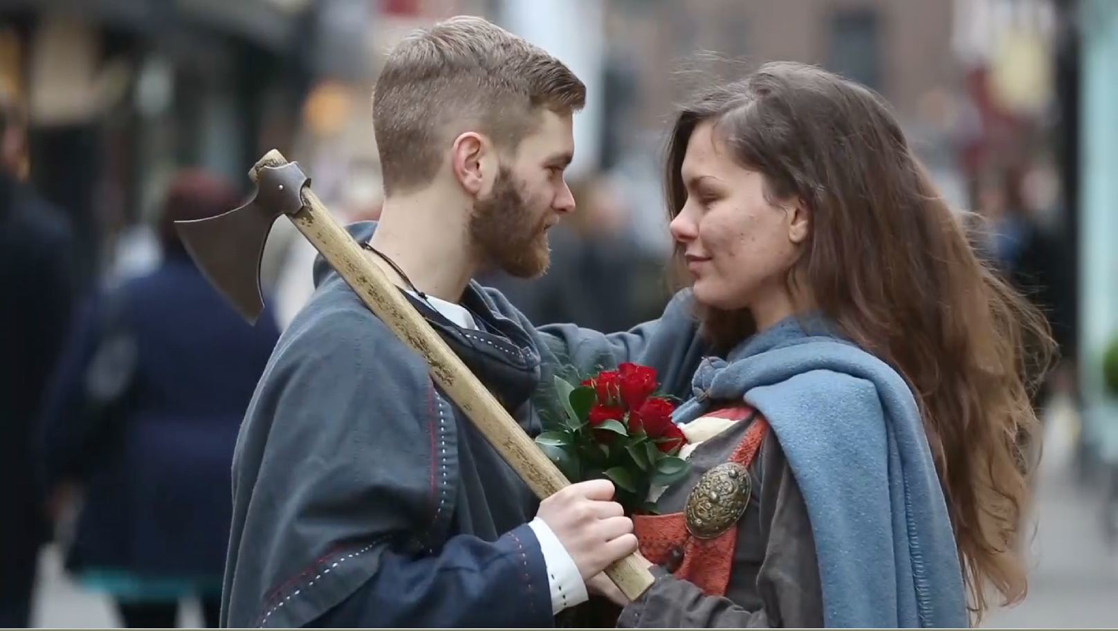 Vikings were the original 'Metrosexuals' according to historical sources