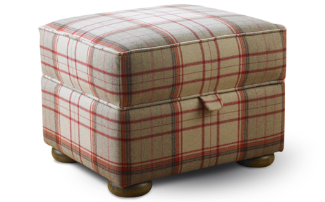 Footstool with lid, priced from £392