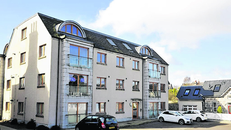 22 Riverside Terrace, in Aberdeen, is available to lease