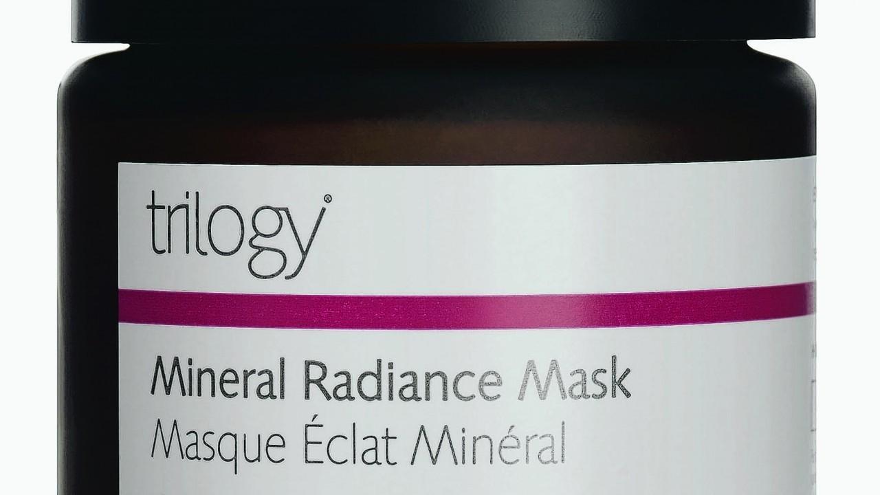 Trilogy Mineral Radiance Mask, trilogyproducts.com
