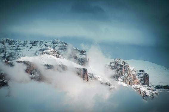 The beautiful Italian Dolomites