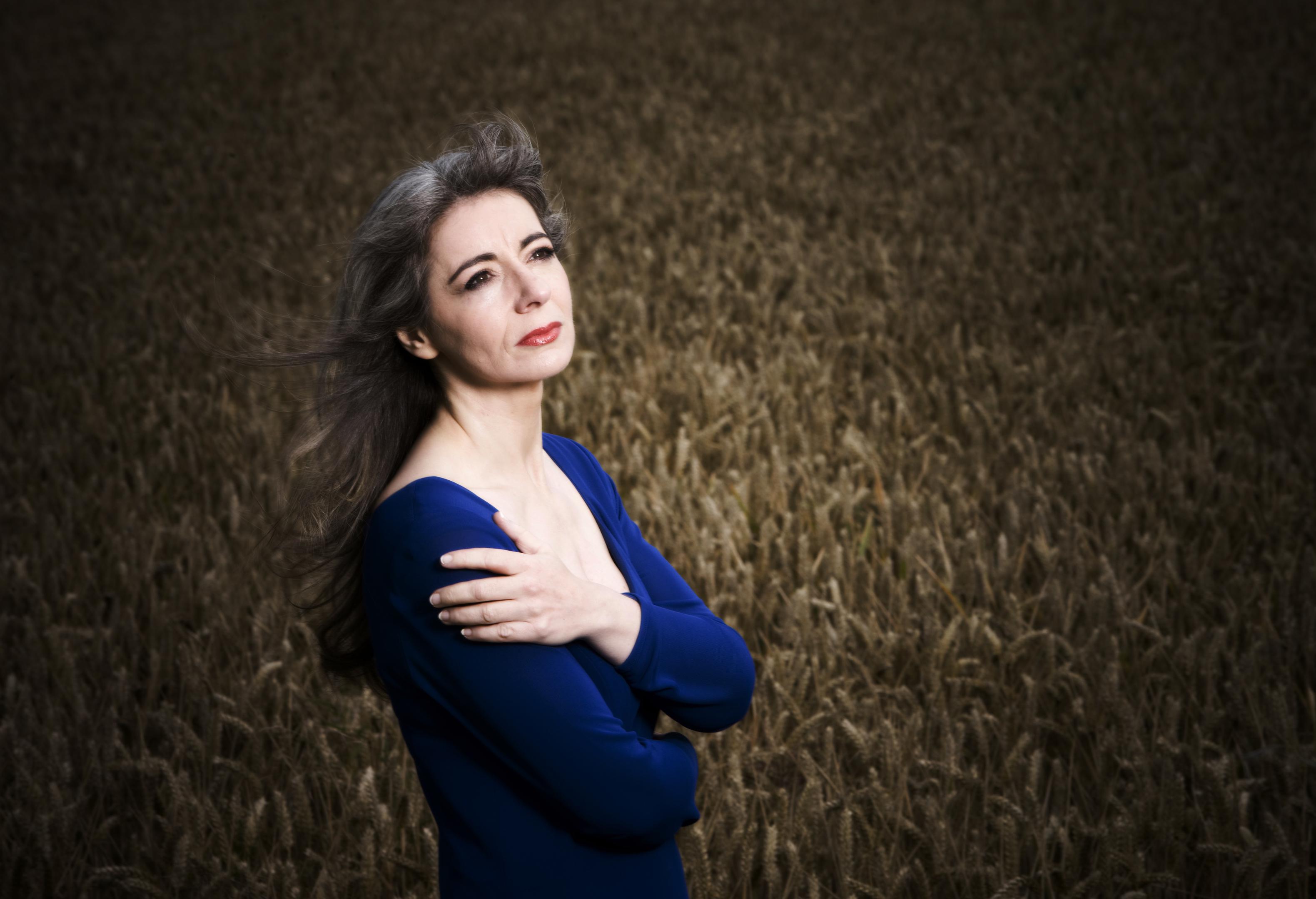 Dame Evelyn Glennie. Photo credit: Jim Callaghan