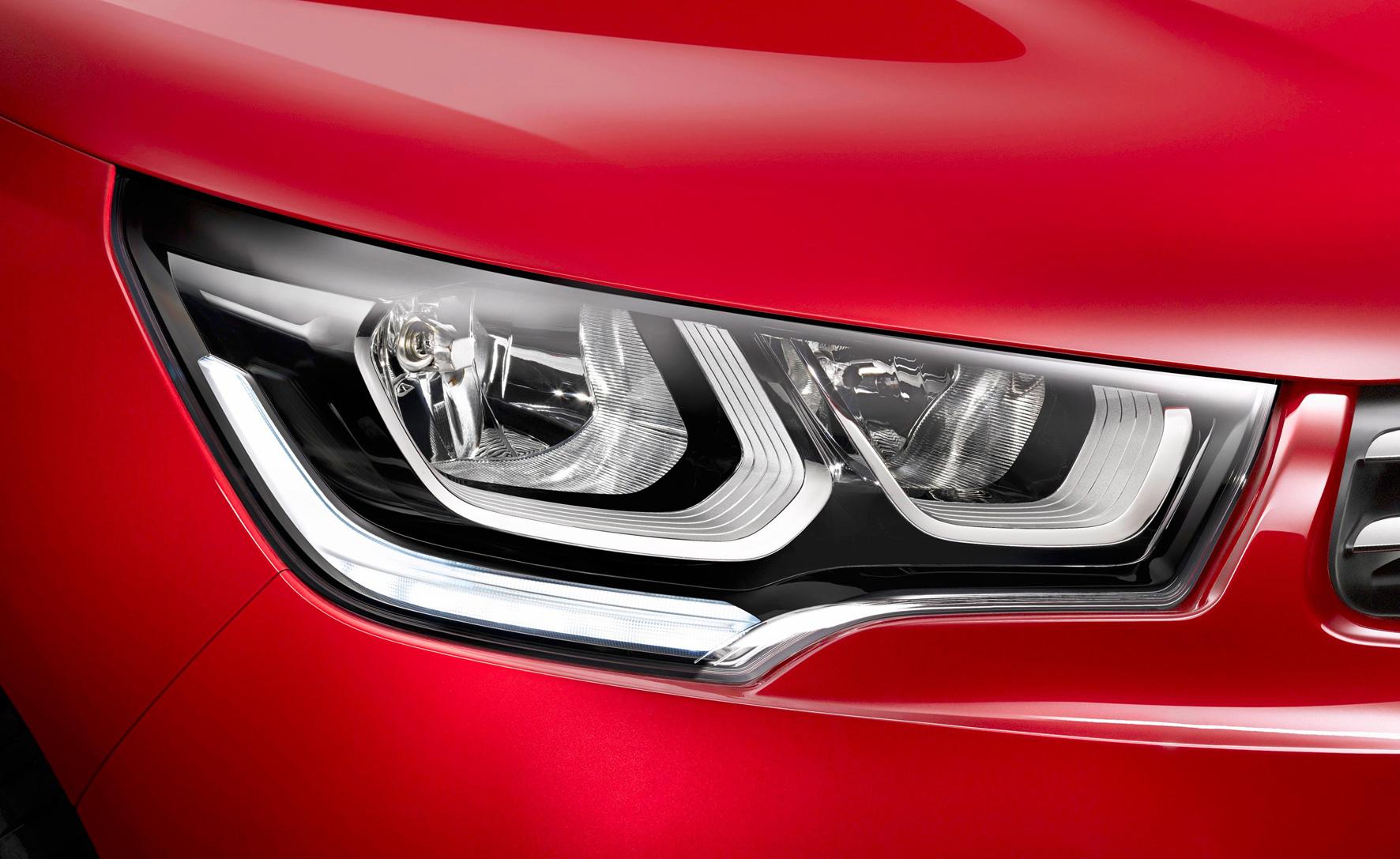 2015 Citroen C4 headlight