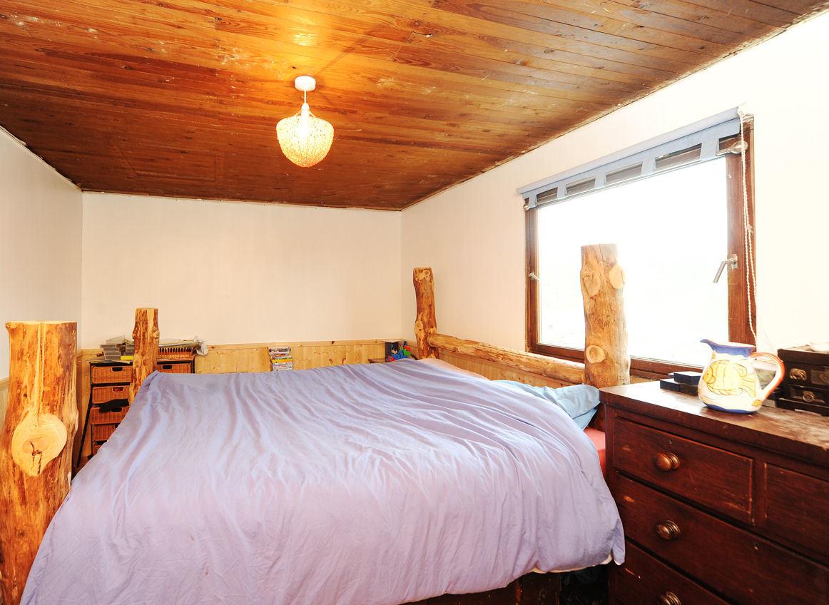 ASPCBurnroof bed 1