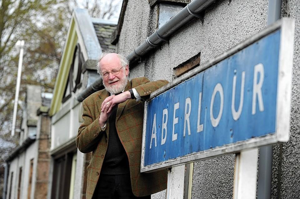 John Milne at Aberlour