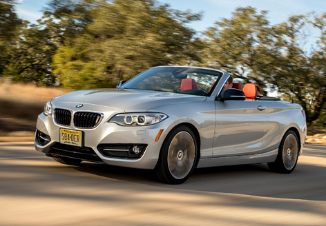 The 2 Series Convertible is the logical evolution of BMW's compact offering