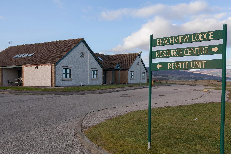 Beachview Lodge care home