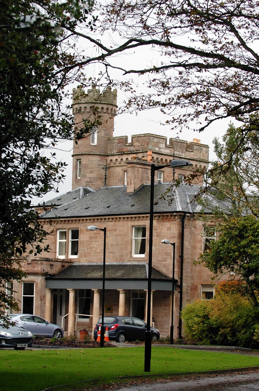 Burghfield House