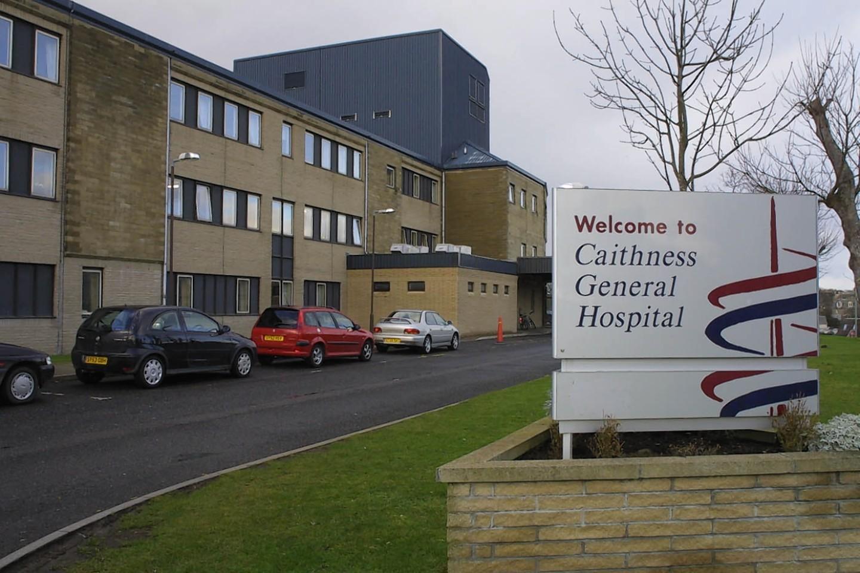 Caithness General Hospital