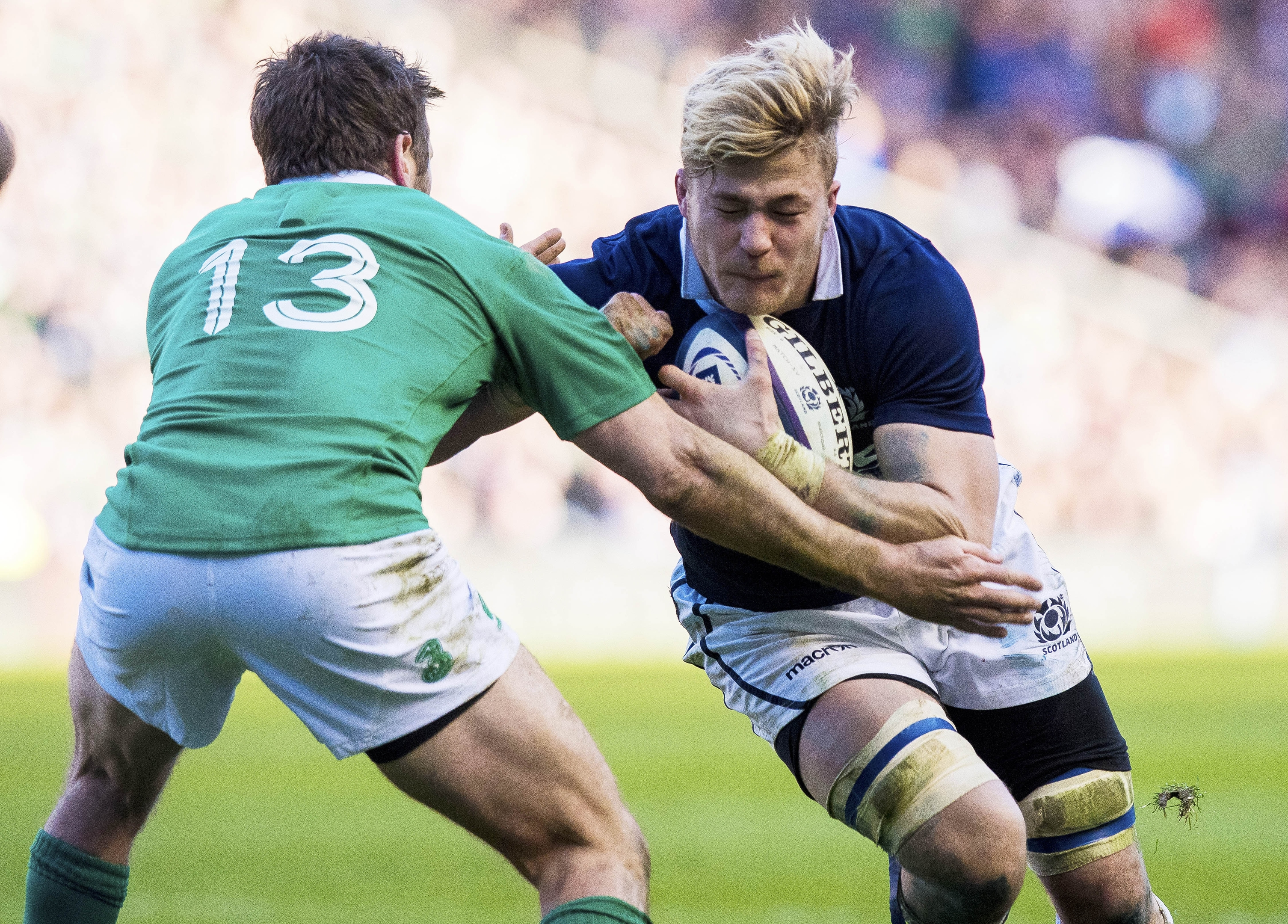 David Denton believes Scotland can win this year's World Cup