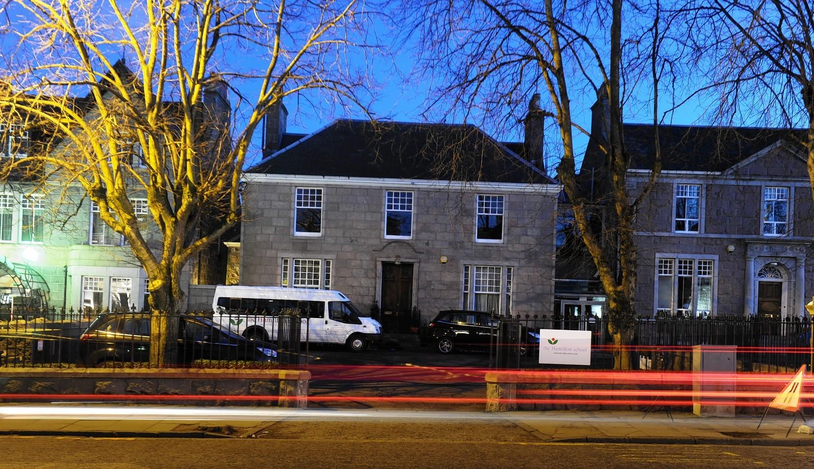 Hamilton School, Aberdeen