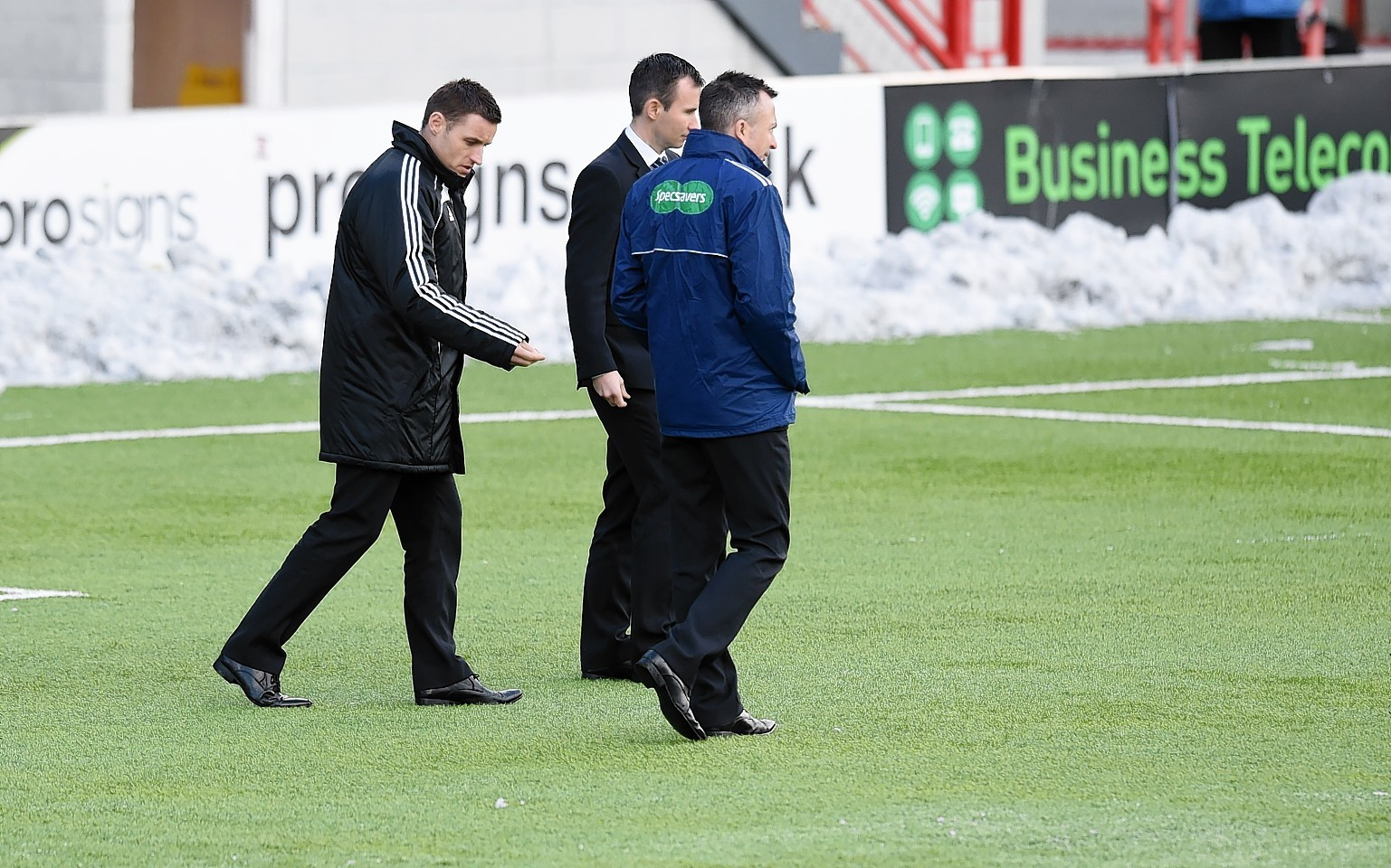 Hamilton are one of a number of Scottish teams to install a plastic pitch