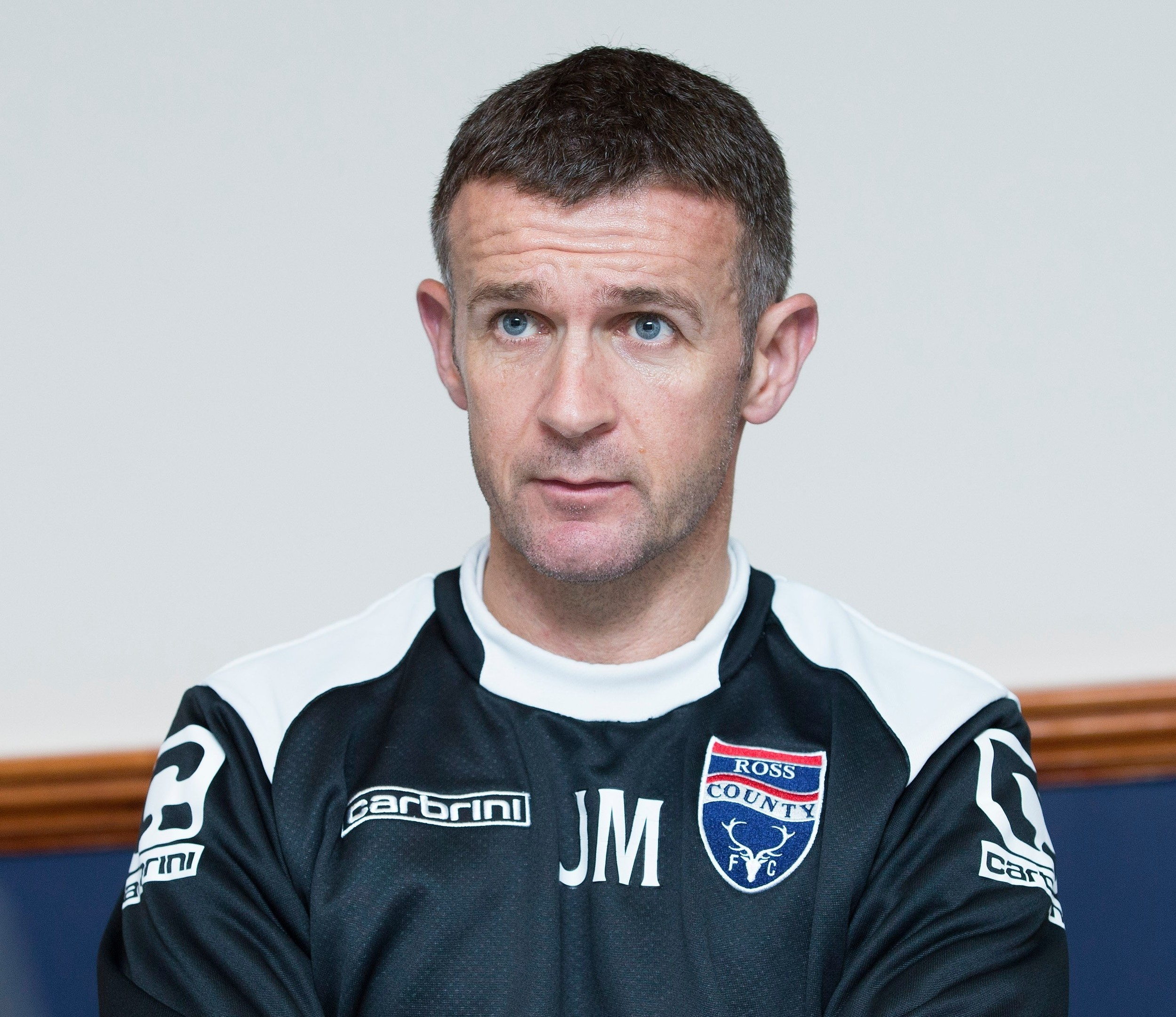 Ross County manager Jim McIntyre is looking to continue the fine start to the season.