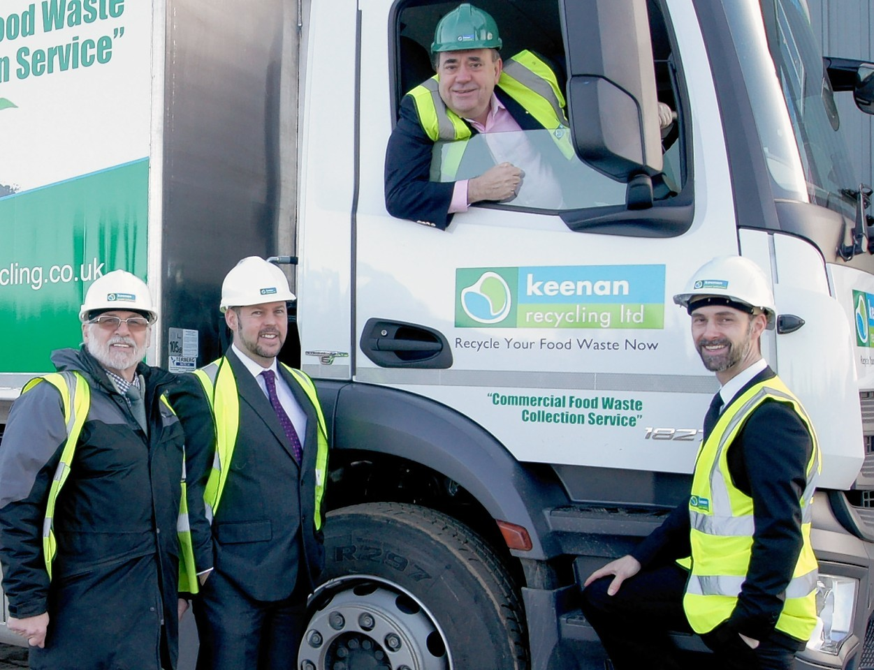 Keenan Recycling have agreed a new deal