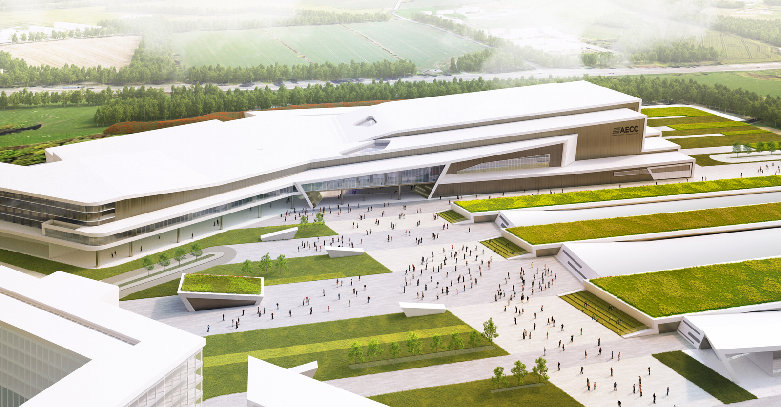 The plan for the new AECC