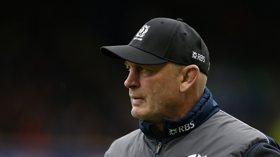 Scotland head coach Vern Cotter saw his side lose all five of their RBS 6 Nations matches