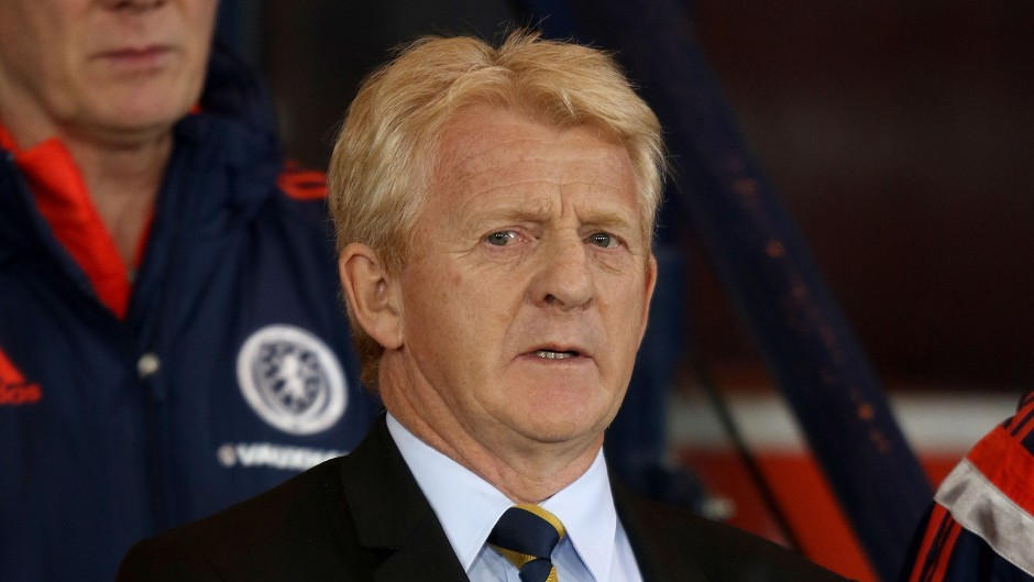 Gordon Strachan has named his squad for the upcoming qualifiers