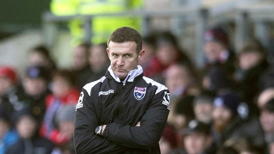 Jim McIntyre has warned his Ross County side against complacency