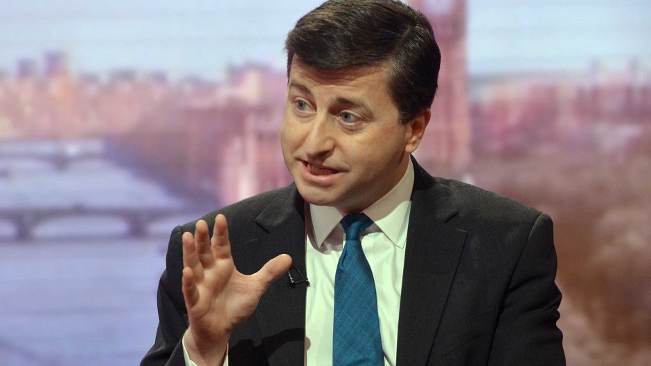 Douglas Alexander could fall to 20-year-old SNP candidate Mairi Black