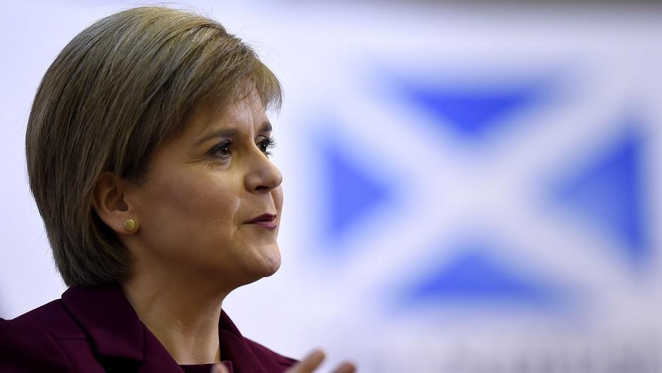 Nicola Sturgeon has unveiled the Scottish Government's new economic strategy.