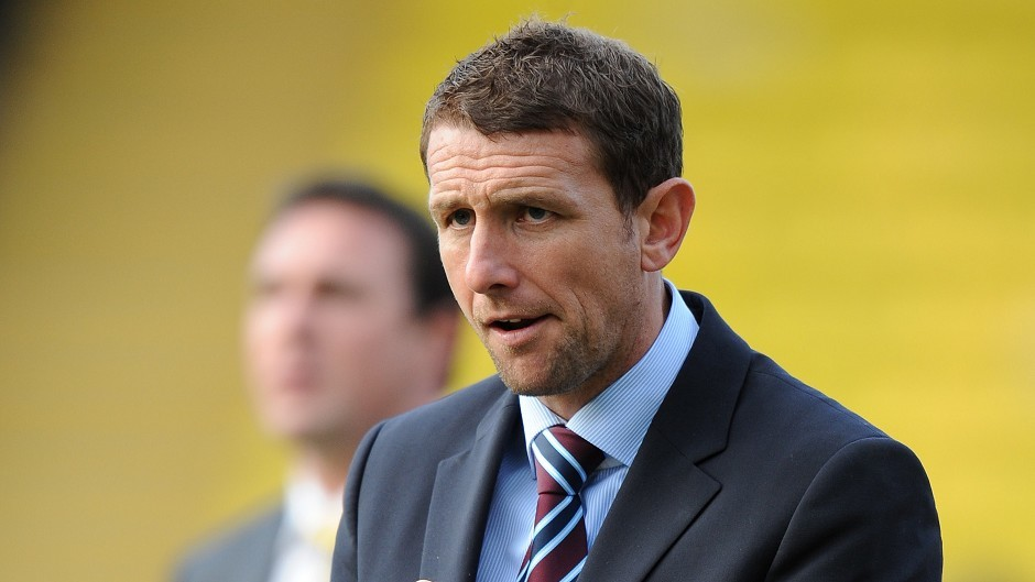 Motherwell boss Ian Baraclough will lead his side at Pittodrie this evening