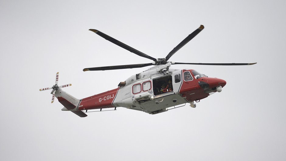 The coastguard have been called to the incident