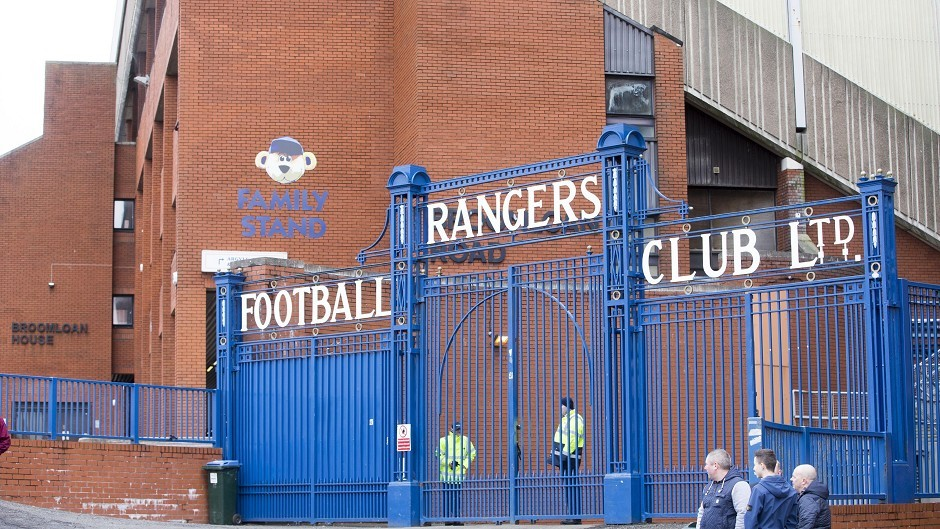 Rangers: The club has failed to appoint a new nominated adviser.