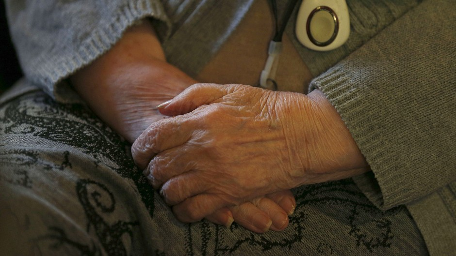 A report has warned that many hospitals do not have the right system in place for treating elderly patients