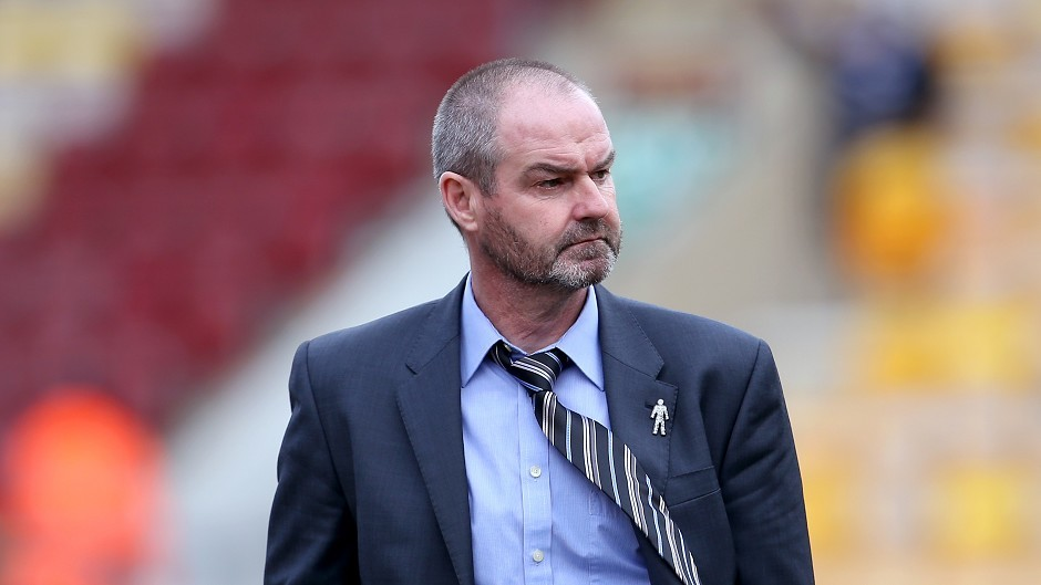 Steve Clarke has impressed since taking charge of Kilmarnock.