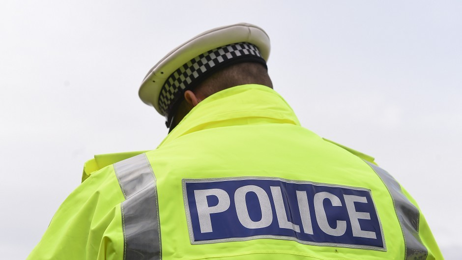 Police have been called to the accident near Turriff