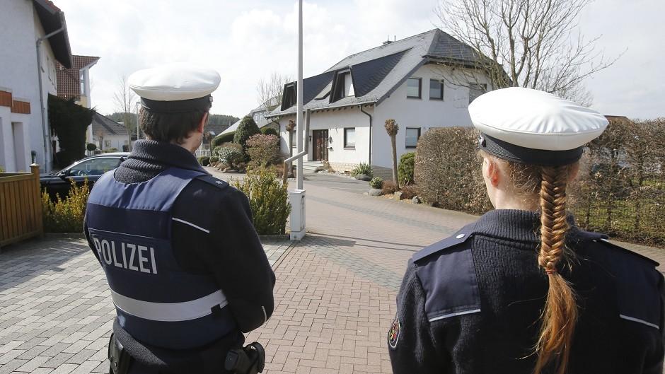 German police (AP)