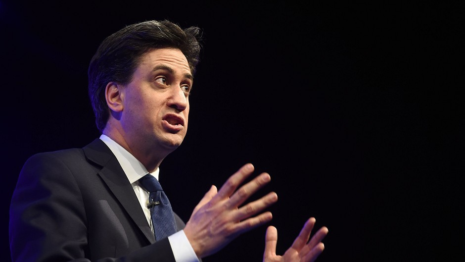 Ed Miliband has pledged 'the next Labour government will deliver the change Scotland needs'