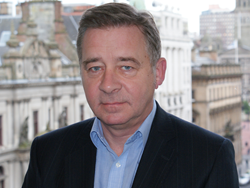 Peter Dean, Managing Director of Carrington Dean