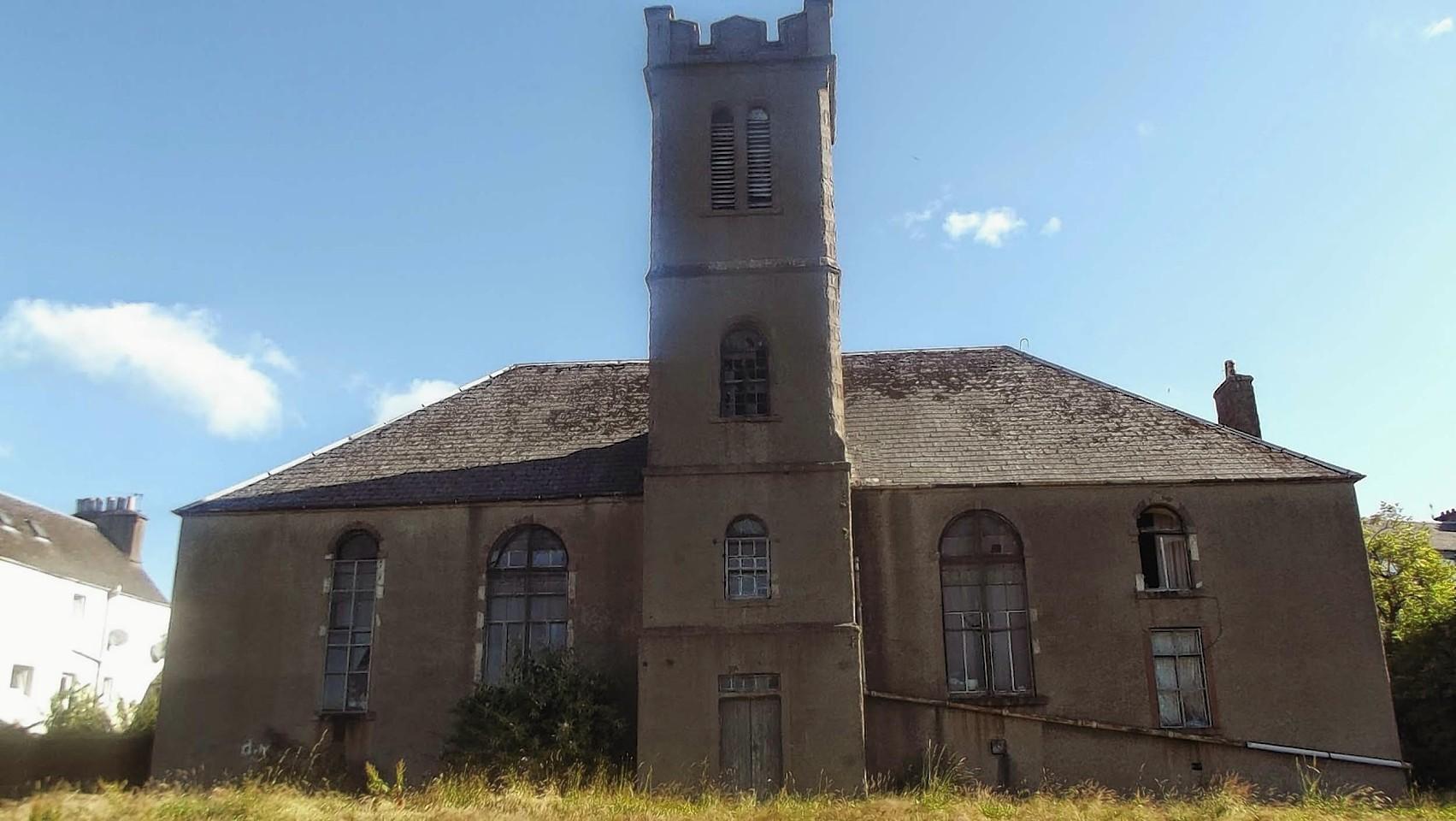 St Michael's Old Parish Church in Crieff