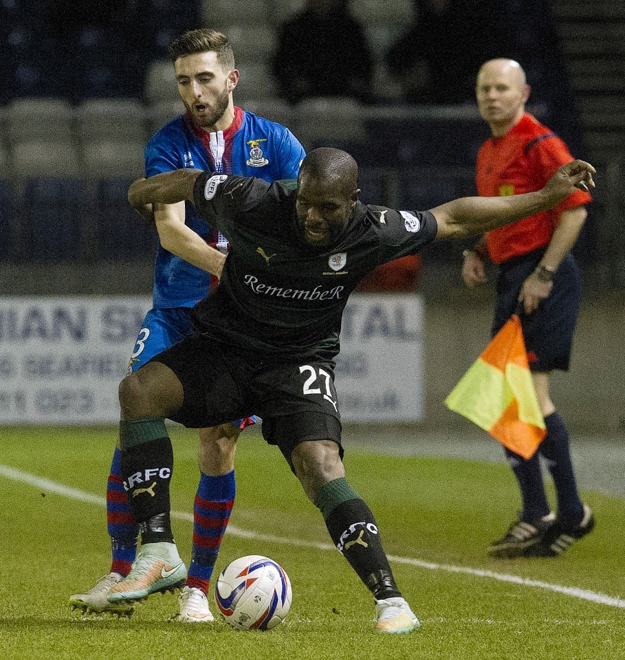 Caley Thistle will face either Celtic or Dundee United in next month's Scottish Cup semi-finals at Hampden Park.