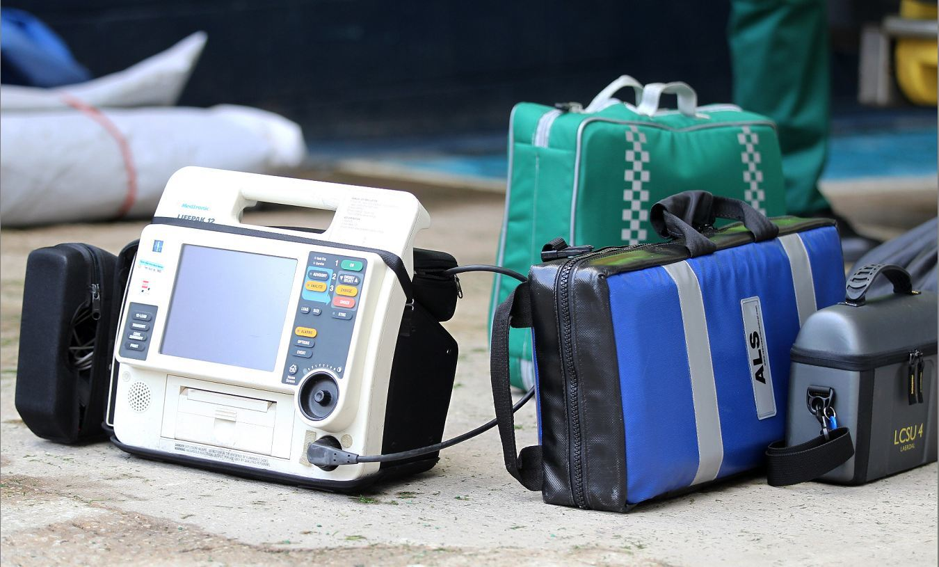 The defibrillators will be available for members of the public to use in emergencies.
