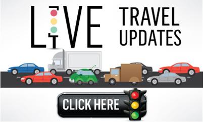 Keep up to date with our live traffic blog