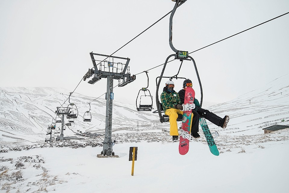 Nevis Range celebrated its 25th anniversary in December