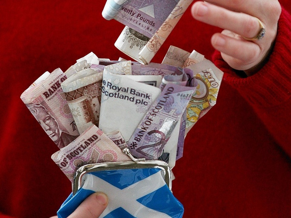 The first Scottish taxes since 1707 will begin on April 1.