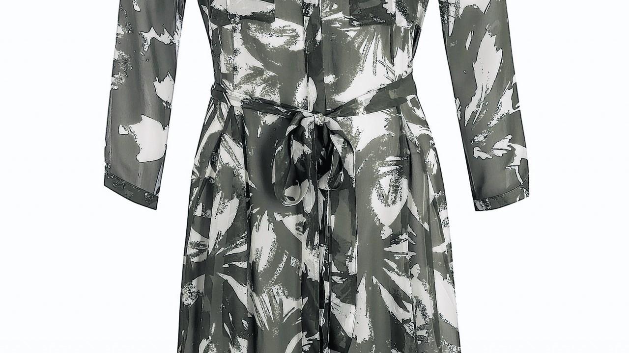 RJR.John Rocha Shirt Dress, £89 (available late March; www.debenhams.com)