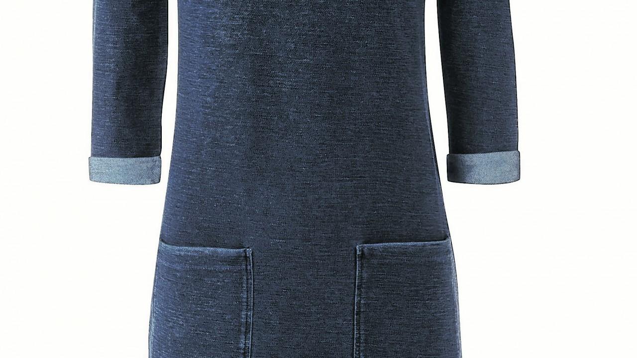 Kilmory Denim Dress, £55 (www.whitestuff.com)