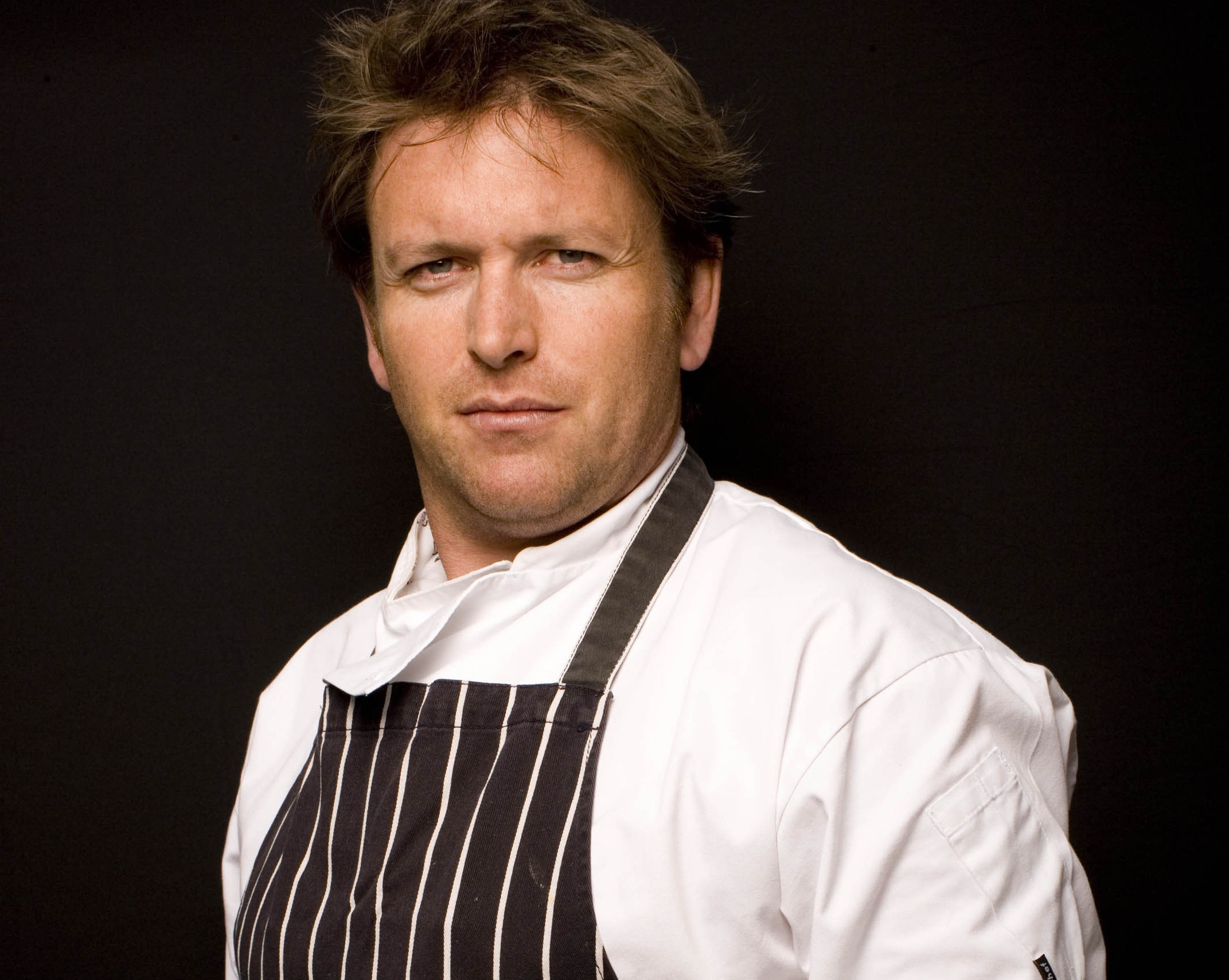The winners of both heats will receive a trophy and the title of Taste of Grampian Rising Star from celebrity chef James Martin at 12.15pm.